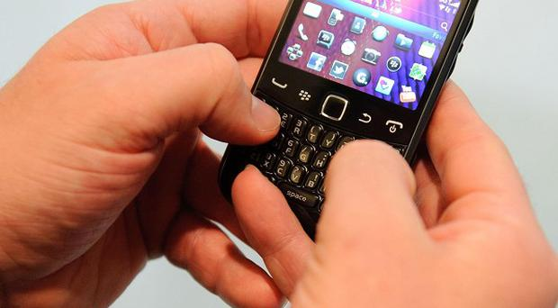 The single mother said the comments she made on BlackBerry Messenger were a joke