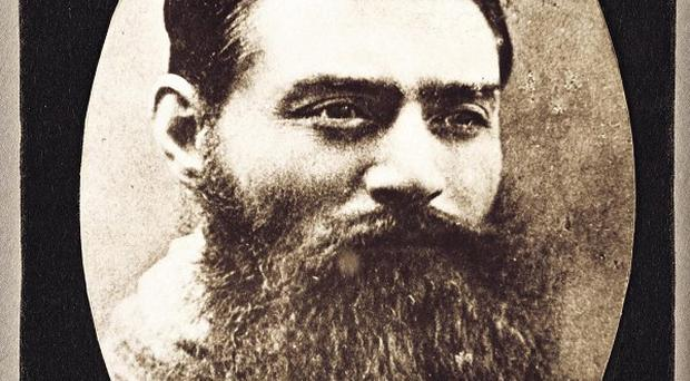 The headless remains of Ned Kelly have been identified (State Library of Victoria)