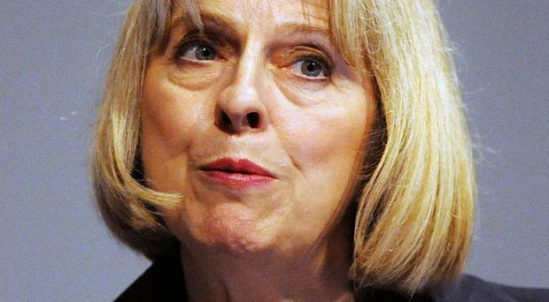 Home Secretary Theresa May will be able to specify more stringent restrictions on suspected terrorists in exceptional circumstances