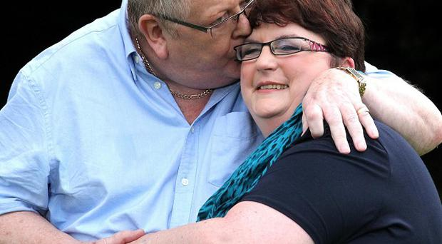 Colin and Chris Weir, from Largs in Ayrshire, won 161 million pounds on EuroMillions