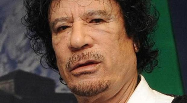 Muammar Gaddafi warned tribes loyal to him in key strongholds are armed and won't surrender to Libyan rebels, according to a statement
