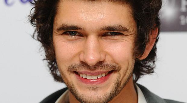 Ben Whishaw enjoyed learning to play the piano