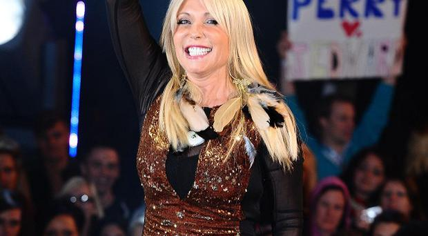 Pamela Bach-Hasselhoff has become the second person to be voted off Celebrity Big Brother