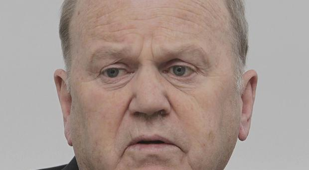 Michael Noonan has vowed to tackle the spiralling mortgage crisis