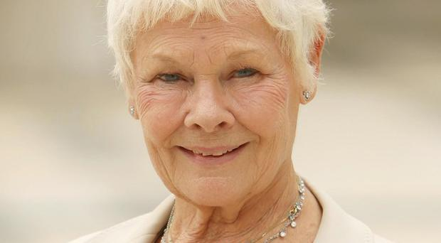 Dame Judi Dench doesn't enjoy being called a 'national treasure'