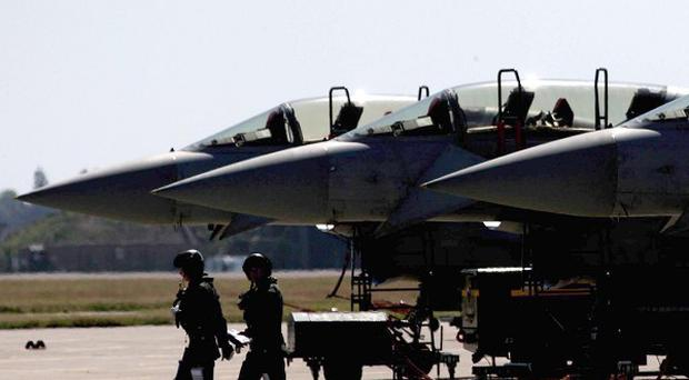 David Cameron said the UK's armed forces played a key role in the Libya conflict