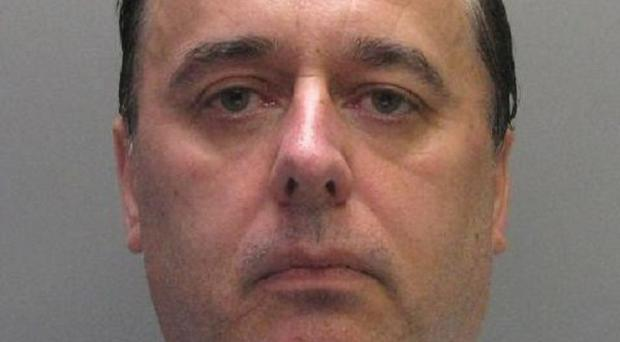 Police have arrested Graeme Jarman, 47, who was wanted in connection with the death of a pensioner (Northumbria Police/PA)