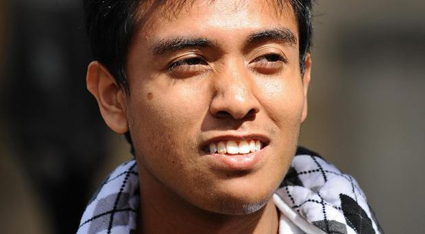 A 17-year-old has been charged with the assault of Malaysian student Ashraf Rossli during the disorder in the capital