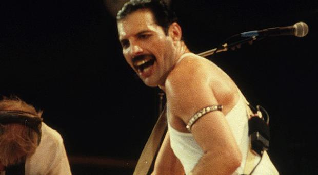 The chorus of Queen's Don't Stop Me Now has been voted by fans as the band's best ever lyric