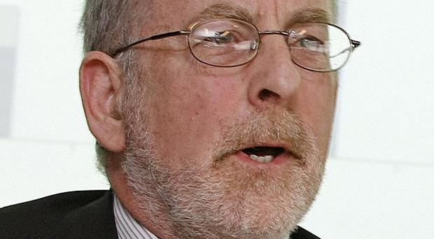 Patrick Honohan said some finance houses were 'behind the curve' in dealing with the worsening arrears problem