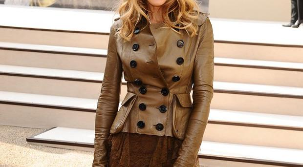 Sarah Jessica Parker says carrying her twins around keeps her fit