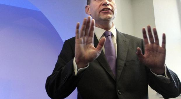 Scottish Conservative leadership candidate Murdo Fraser launches his leadership campaign in Edinburgh