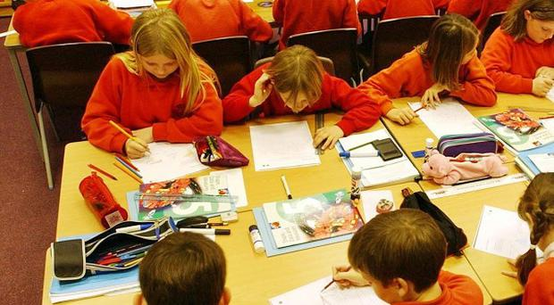 A fifth of youngsters strongly believe that their lessons are not too difficult, a study has found