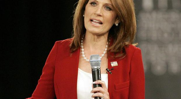 The campaign chief and deputy campaign manager for Republican presidential contender Michele Bachmann are leaving (AP)