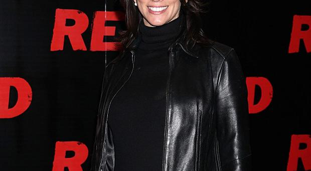 Andrea McLean has been talking about how her hernia operation turned into a nightmare