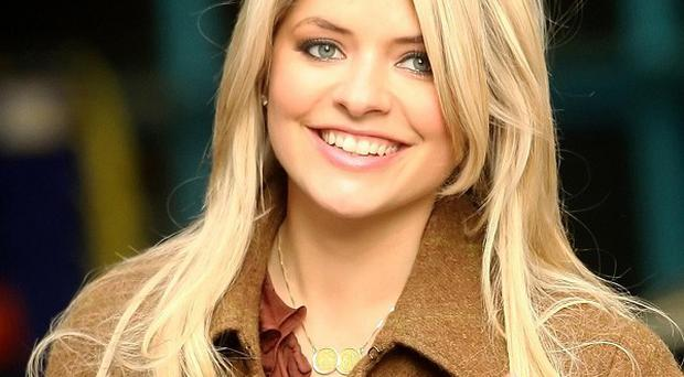 Holly Willoughby gave birth to daughter Belle in April