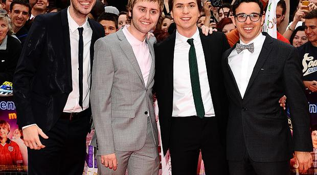 Will there be a sequel to the smash hit Inbetweeners movie?