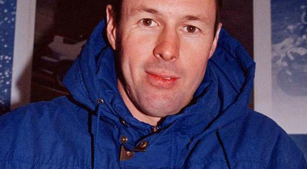 Colin McRae died with three other people in a helicopter crash in 2007