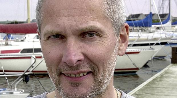 Jan Quist Johansen father of the Danish family held hostage by Somali pirates for more than six months(AP)