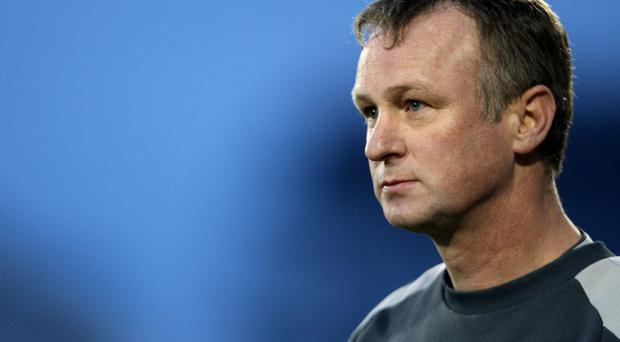 Former Northern Ireland star Michael O'Neill has emerged as a possible successor to Nigel Worthington as international team manager
