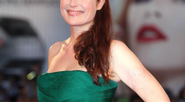 Jennifer Ehle got to do 'the science bit' on movie Contagion