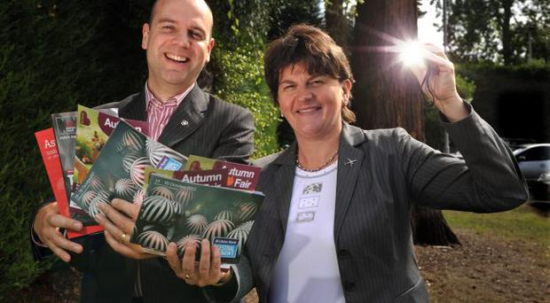 A £12m promotional campaign aims to shine the spotlight on Northern Ireland as an autumn holiday destination. Tourism Minister Arlene Foster is backing the campaign, along with Mark Henry, Tourism Ireland's central marketing director. The marketing drive is being rolled out across Great Britain, America, mainland Europe and Australia and will highlight rural attractions, as well as city breaks.
