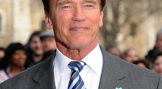 Arnold Schwarzenegger is currently filming action flick Last Stand