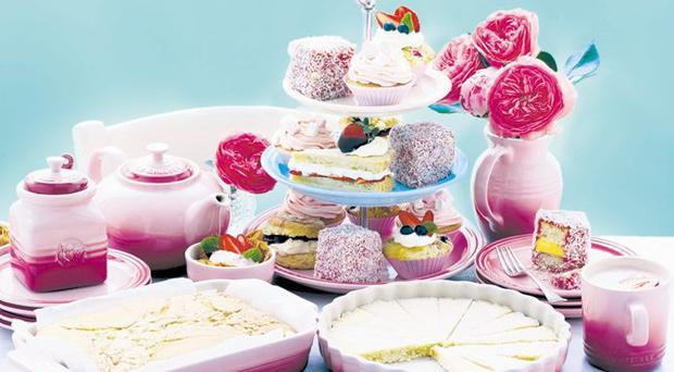 The Strawberry Tea Collection will earn £1.25 for Breast Cancer Care with each item sold. For more information: www.lecreuset.co.uk Tel: 0800 37 37 92