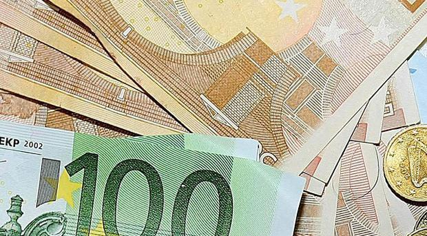 Enda Kenny says the Government's hands are tied over a top civil servant's pension package worth more than 700,000 euro