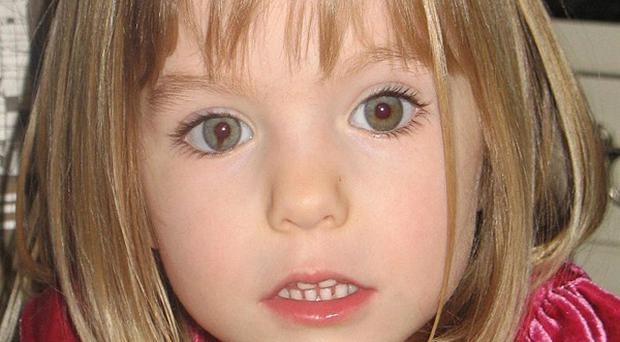Madeleine McCann was nearly four when she went missing from her family's holiday flat in Praia da Luz in the Algarve in May 2007
