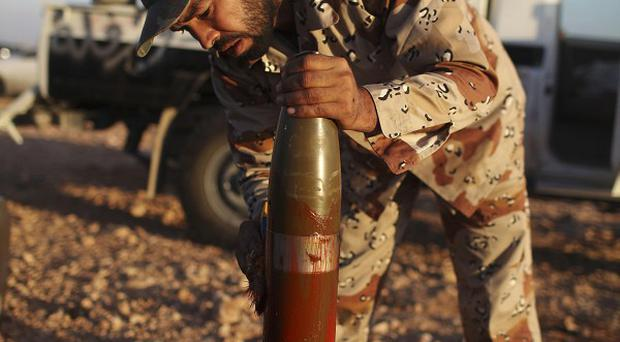 At least 30,000 people have eben killed and 50,000 wounded in Libya's six-month civil war, a minister said