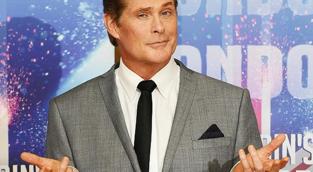 No decisions have been made on David Hasselhoff's role in Britain's Got Talent, according to Simon Cowel