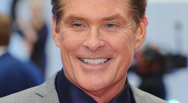 David Hasselhoff has been credited with making music history