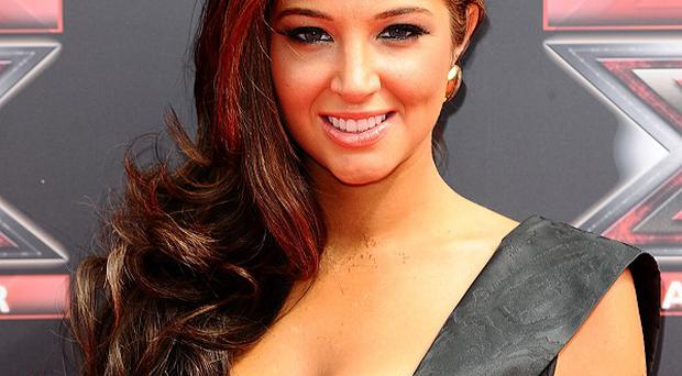 Tulisa Contostavlos says X Factor has helped her develop her own style