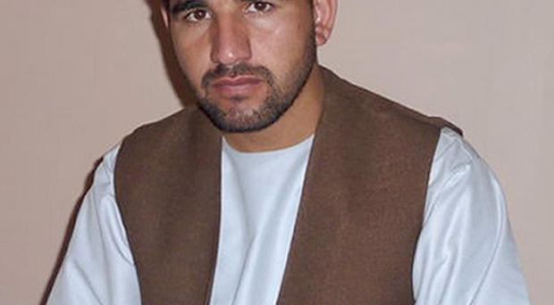 BBC journalist Ahmed Omed Khpulwak was shot dead in Afghanistan by US forces (BBC/PA)