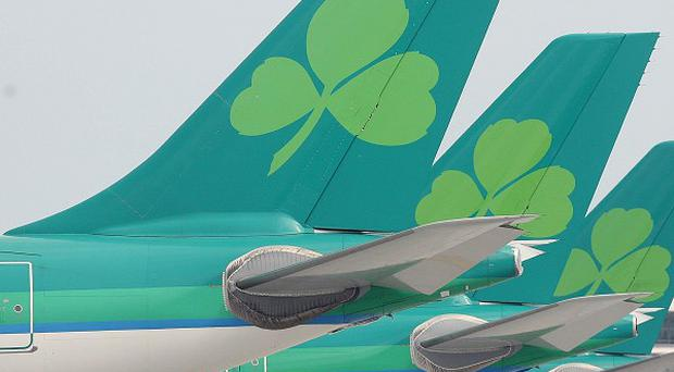 Cabinet ministers are due to weigh up whether to sell off the state's remaining 25 per cent stake in Aer Lingus