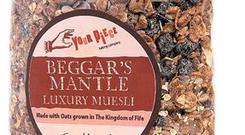 <b>1. Beggar's Mantle Muesli</b><br/> Muesli doesn't come much more luxurious than this one from Fife-based bakers, Your Piece Baking. It's jammed with juicy fruit and all the oats used come from farms close to the bakery. <b>£4.00,</b> yourpiecebakingcompany.com