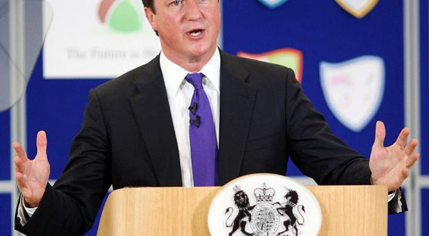 Prime Minister David Cameron said the parents of truanting youngsters could face having their benefits cut