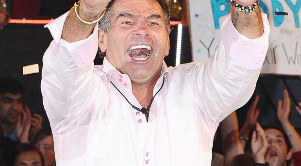 Paddy Doherty won in the least-watched Celebrity Big Brother final