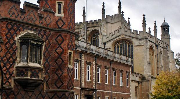 Eton head teacher Tony Little said he is examining 'several possible routes' of increasing links with state schools