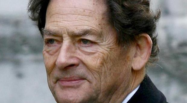 Lord Lawson says it is very dangerous to keep the top tax rate in the UK higher than in competitor countries
