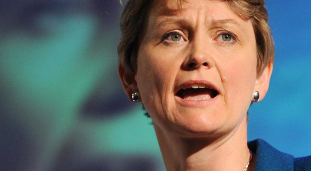 Shadow home secretary Yvette Cooper warned elected police commissioners risk politicising the service