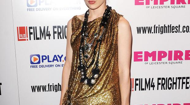 Melissa George plays a climber in the new film