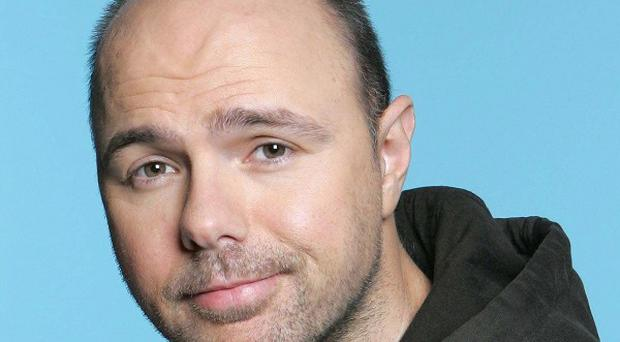 Karl Pilkington finds it a pain being recognised