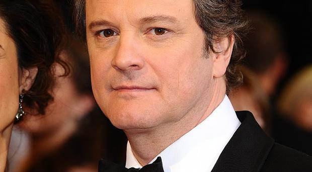 Colin Firth slipped to third in the Best Looking Bloke poll