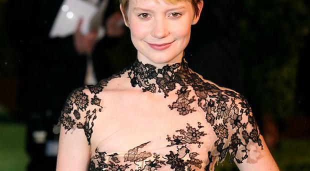 Mia Wasikowska was suprised by how cold it was filming Jane Eyre