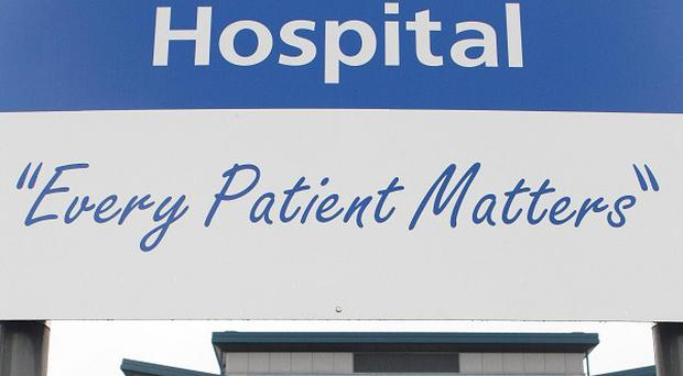 A bottle of milk may have been contaminated with bleach at Stepping Hill Hospital