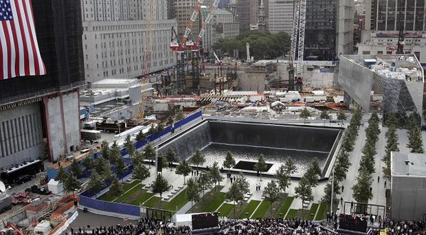 The National September 11 Memorial in New York (AP)