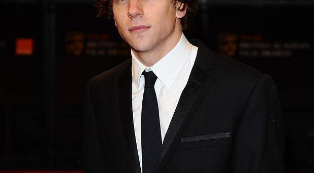 Jesse Eisenberg enjoyed the car chase scenes in 30 Minutes Or Less