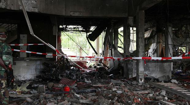 Boko Haram claimed responsibility for the August 26 bombing of the United Nations headquarters in Nigeria